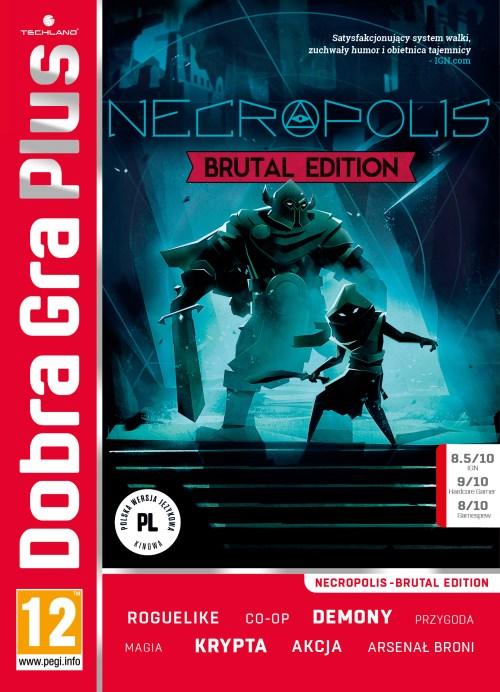 Dobra Gra Plus: Necropolis: Brutal Edition (PC) PL