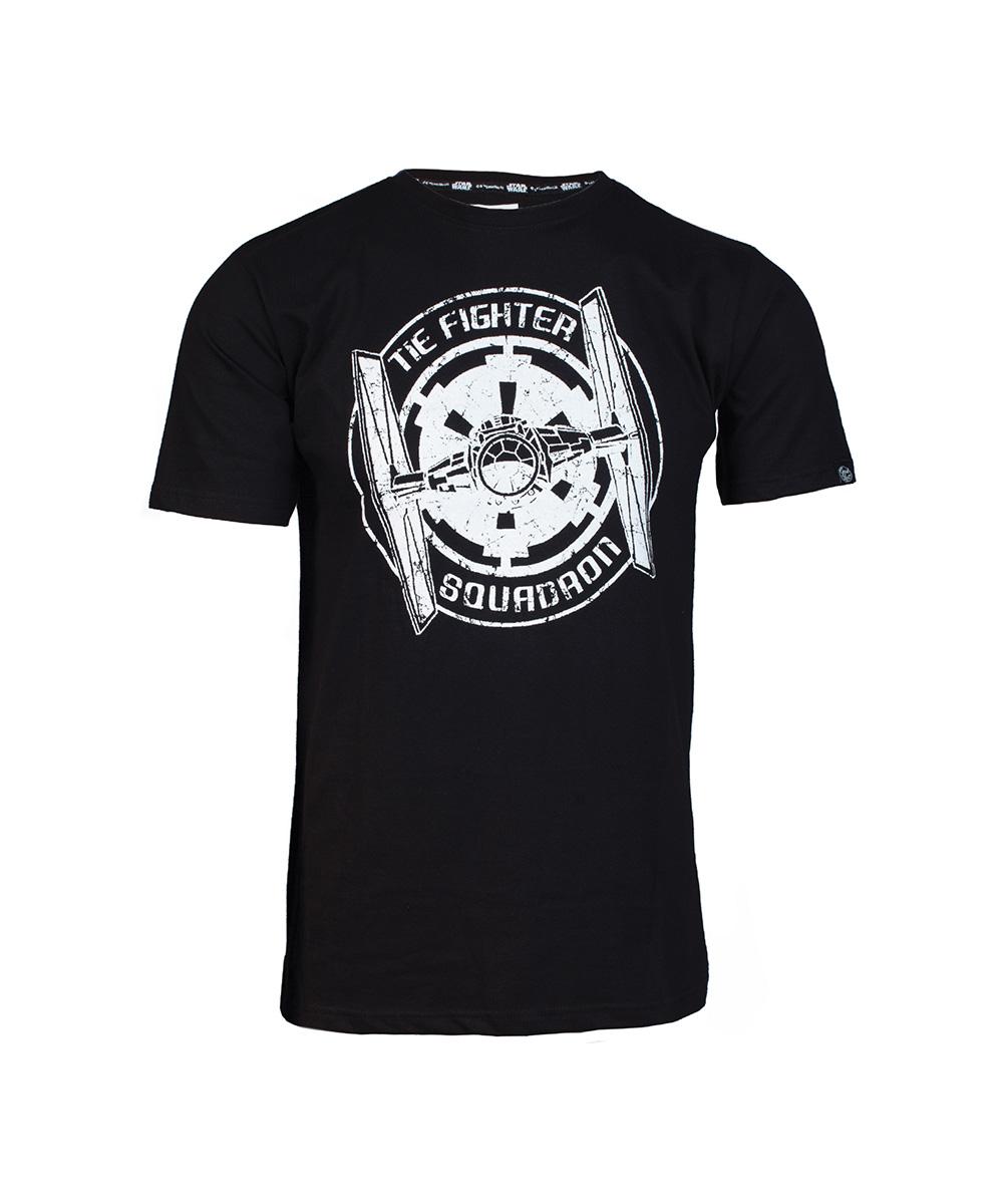 Star Wars TIE F Squad T-shirt - XL + kubek Space Invaders