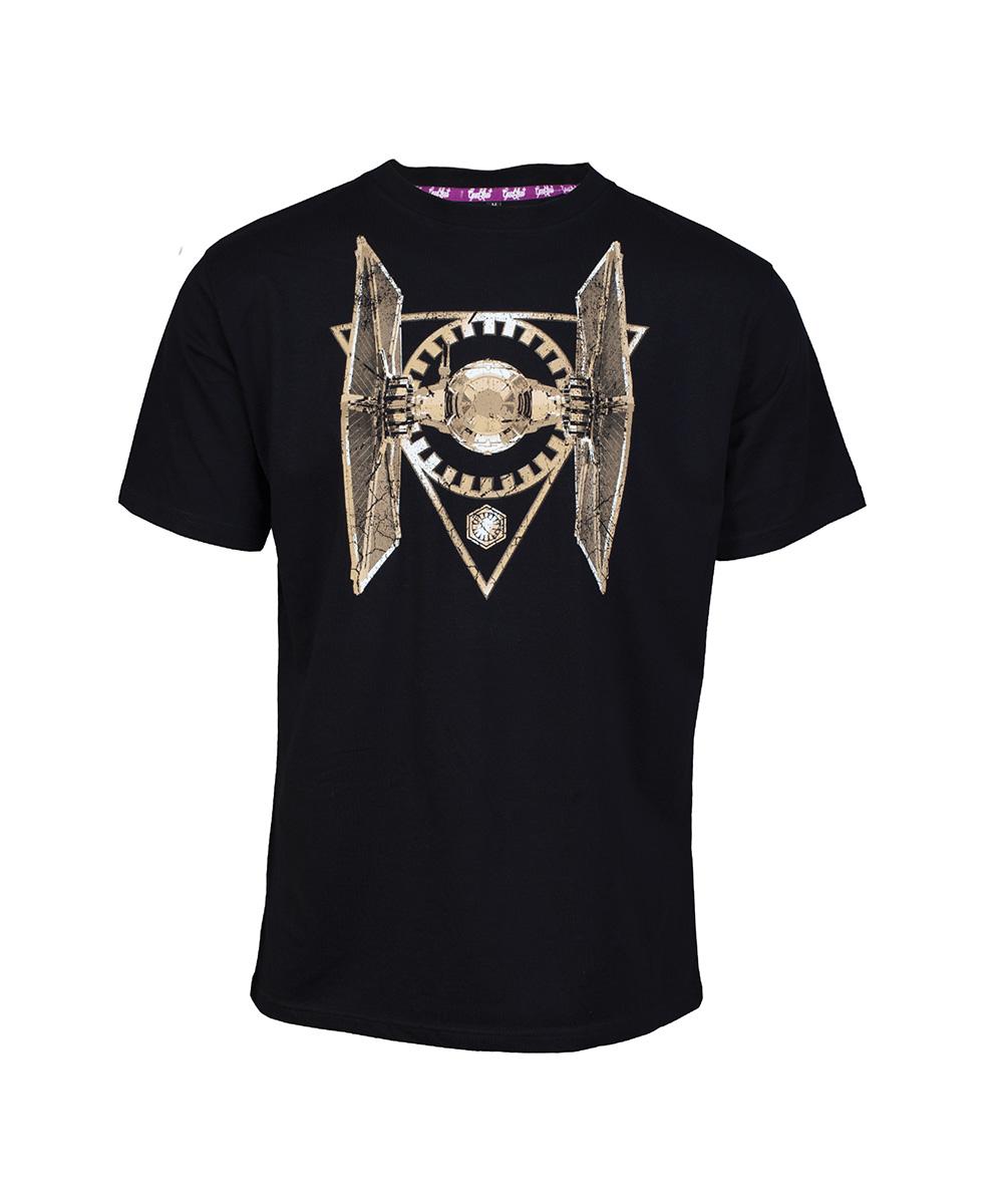 Star Wars TIE-F T-shirt - L + kubek Space Invaders