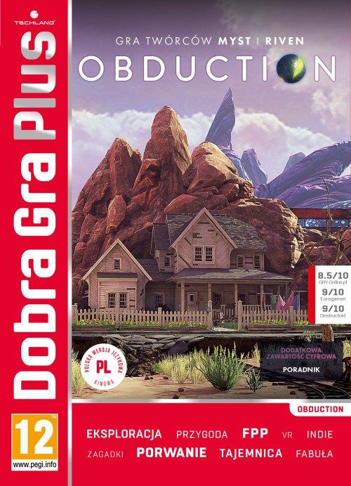Dobra Gra Plus: Obduction (PC) PL + BONUS!