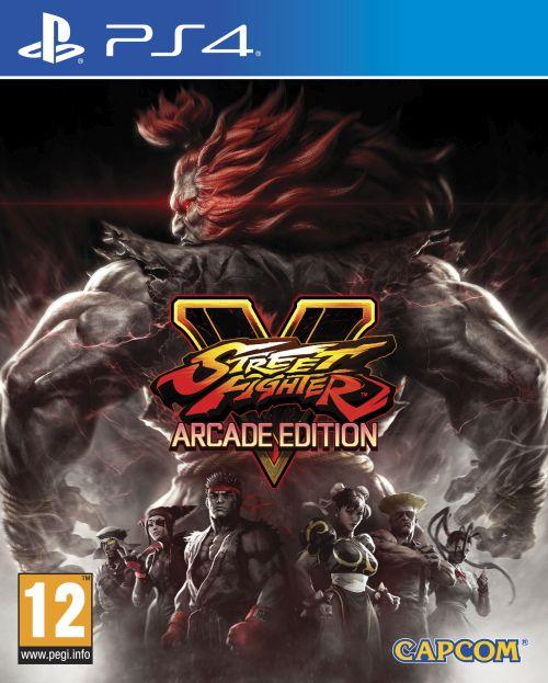 Street Fighter V: Arcade Edition (PS4) PL
