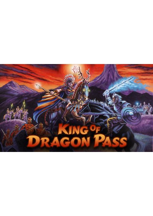 King of Dragon Pass (PC/MAC) klucz Steam