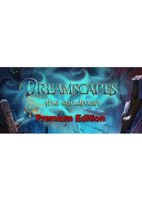 Dreamscapes: The Sandman Premium Edition (PC) PL klucz Steam