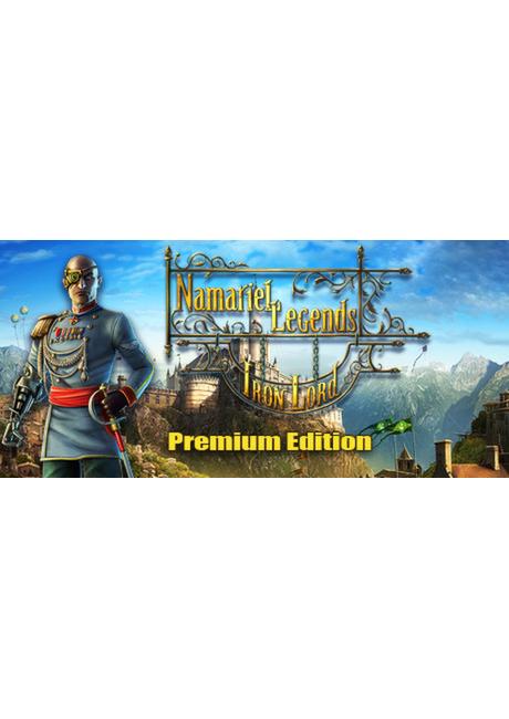 Namariel Legends: Iron Lord Premium Edition (PC/MAC/LX) DIGITAL