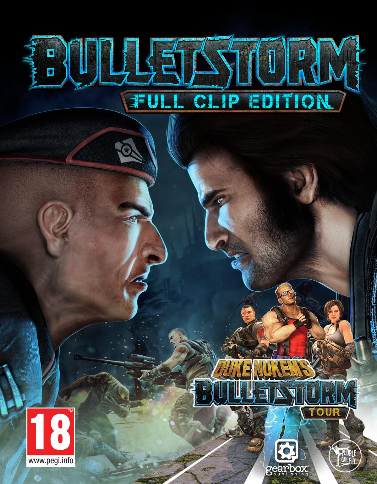 Bulletstorm: Full Clip Edition Duke Nukem Bundle (PC) DIGITÁLIS