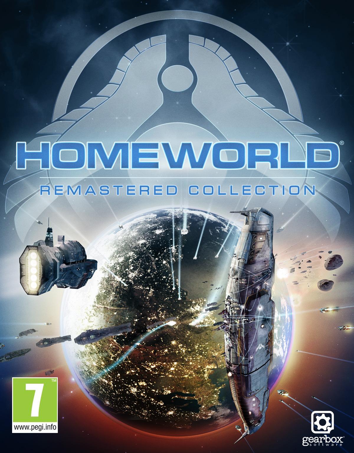 Homeworld Remastered Collection (PC/MAC) DIGITÁLIS