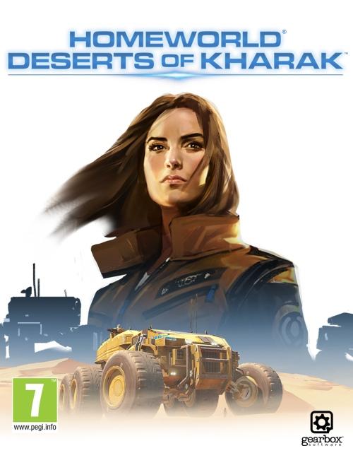 Homeworld: Deserts of Kharak (PC/MAC) PL DIGITAL