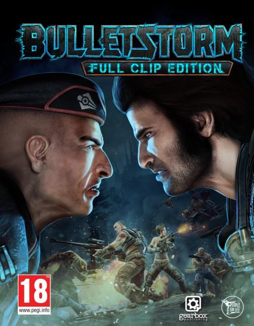 Bulletstorm: Full Clip Edition (PC) klucz Steam
