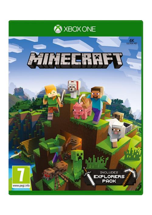 Minecraft Explorer's Pack (XOne) PL