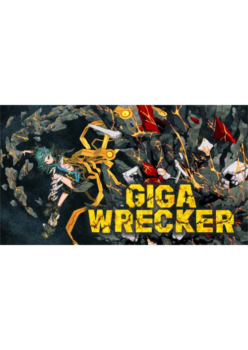 GIGA WRECKER (PC) DIGITÁLIS