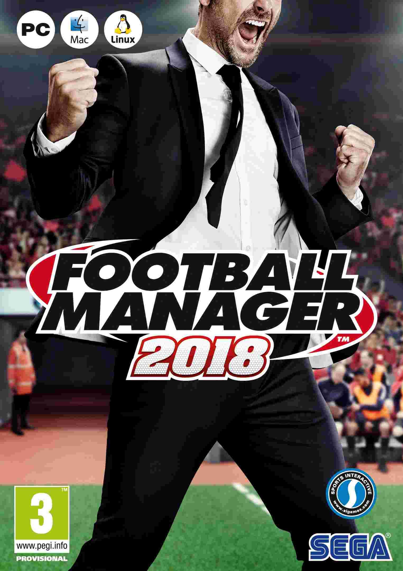 Football Manager 2018 (PC/MAC/LX) PL DIGITAL
