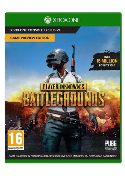 Playerunknown's Battlegrounds (XOne)
