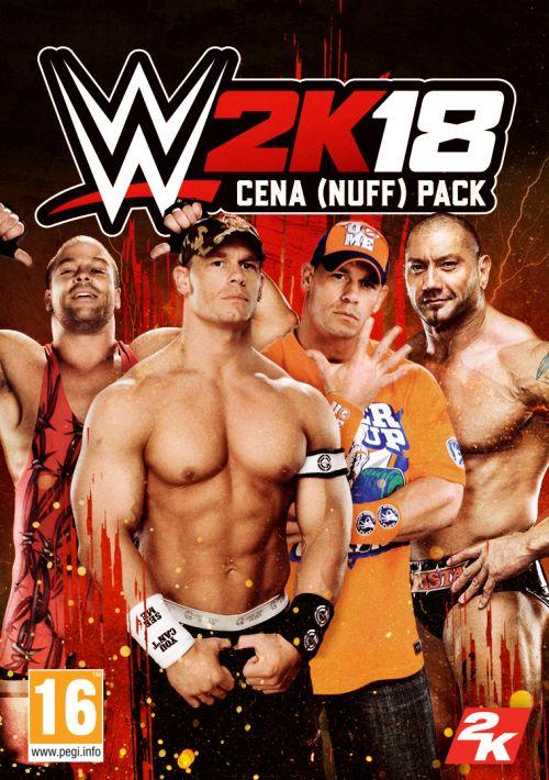 WWE 2K18 Cena (Nuff) Pack (PC) DIGITAL