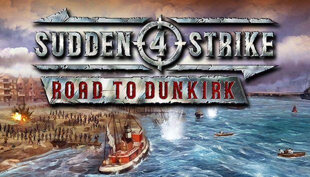 Sudden Strike 4 - Road to Dunkirk DLC (PC) PL DIGITAL