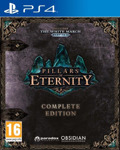 Pillars of Eternity Edycja Complete Edition (PS4) PL + Bonus