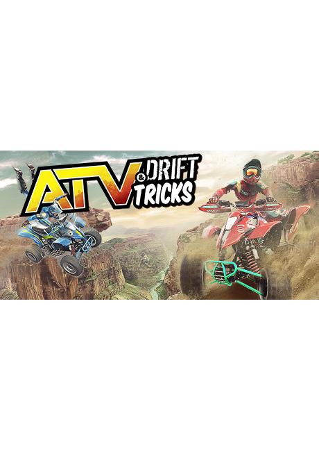 ATV Drift & Tricks (PC/MAC) DIGITÁLIS