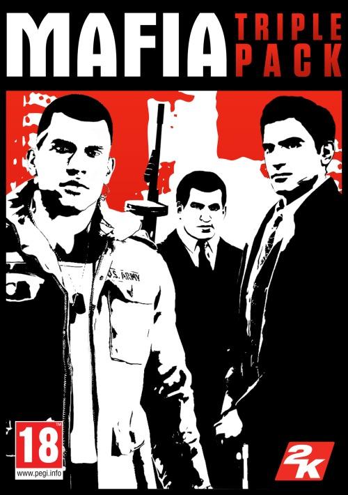 Mafia Triple Pack (PC) PL/ANG DIGITAL