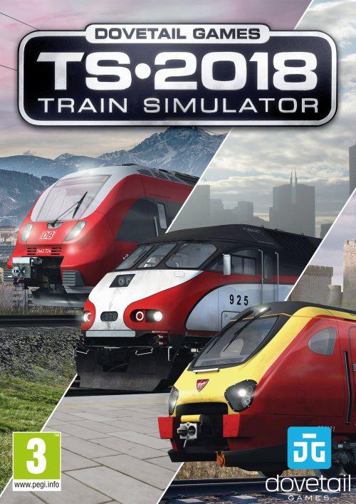 Train Simulator 2018 (PC) PL DIGITAL