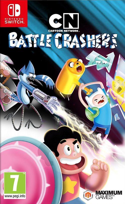 Cartoon Network Battles Crashers (Switch)