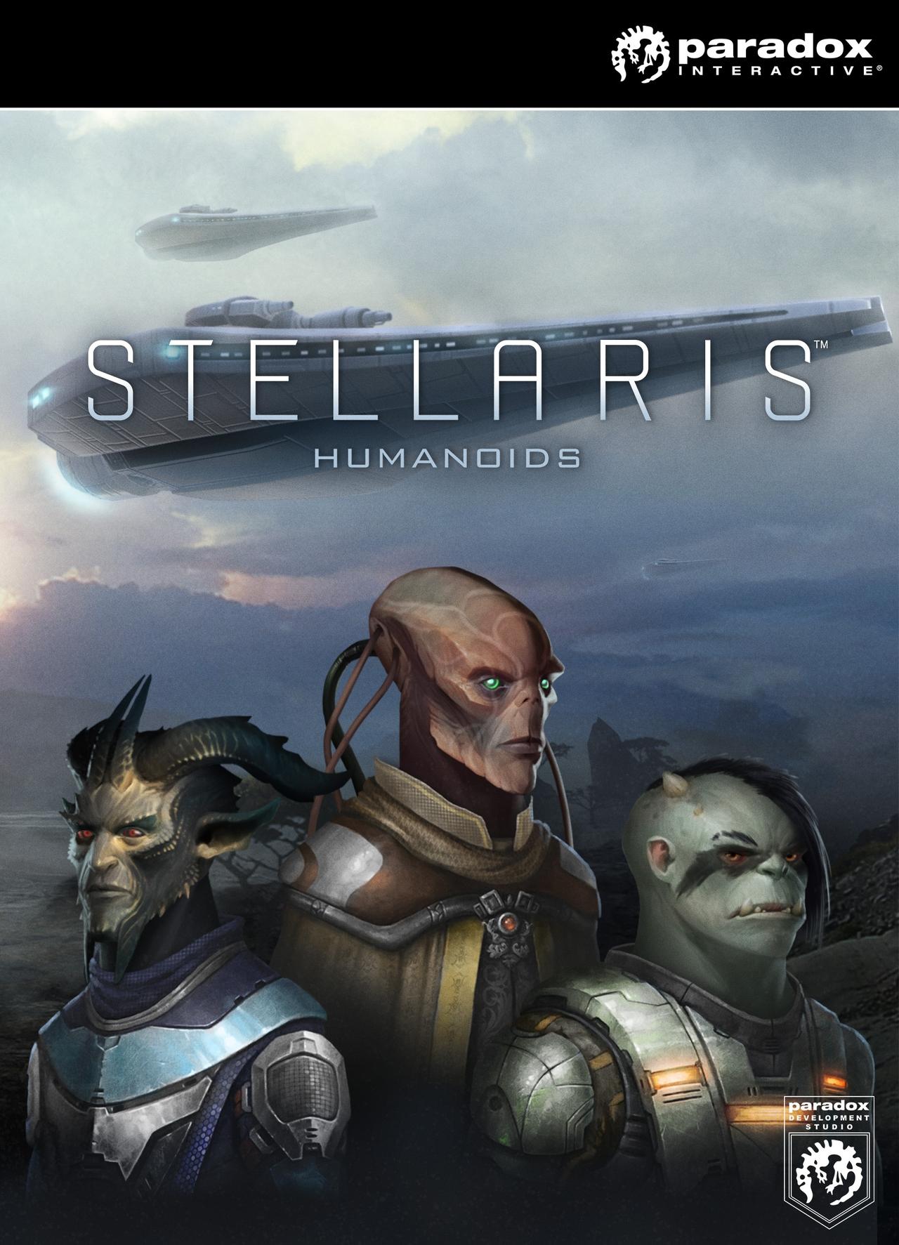 Stellaris: Humanoids Species Pack (PC/MAC/LX) DIGITÁLIS