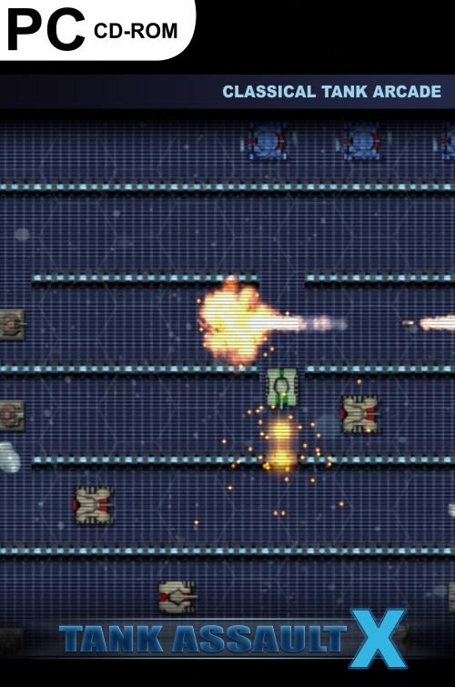 Tank Assault X (PC/MAC/LX) klucz Steam