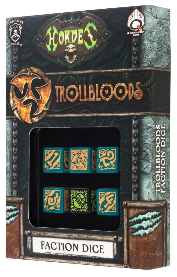 Komplet Hordes - Frakcja Trollbloods