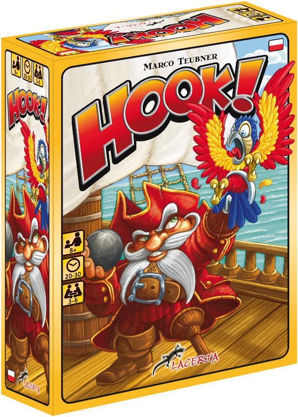 Hook! (Gra Planszowa)