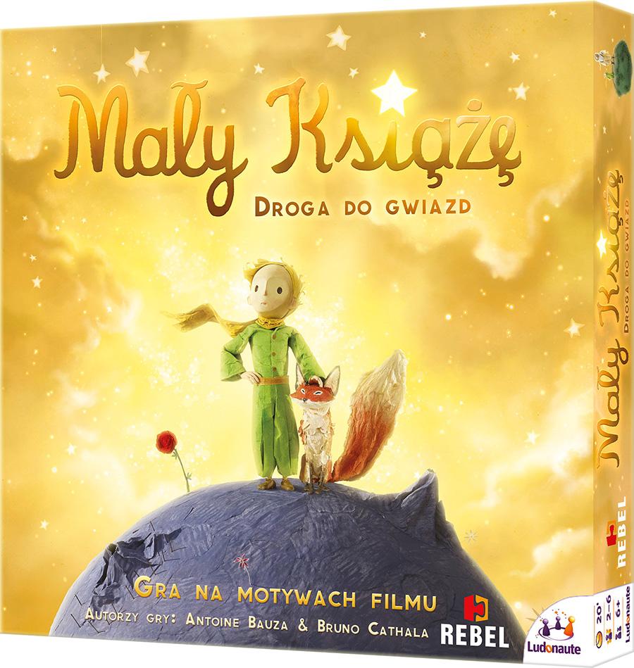 Mały Książę: Droga do Gwiazd (edycja filmowa) (Gra Karciana)