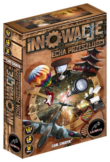 Innowacje - Echa przeszłości (Gra Planszowa)