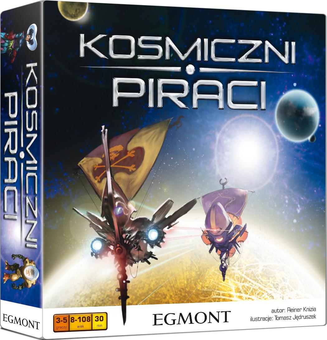 Kosmiczni Piraci (Gra Planszowa)