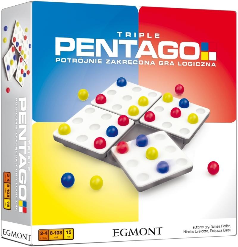 Pentago Triple (Gra Planszowa)