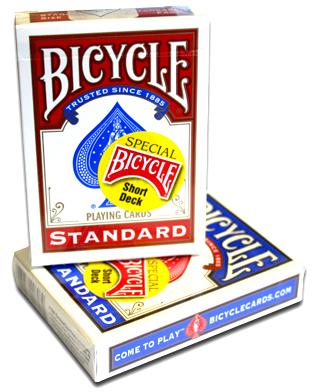 Bicycle: Gaff Short Deck