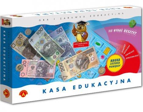 Kasa Edukacyjna (gra planszowa)