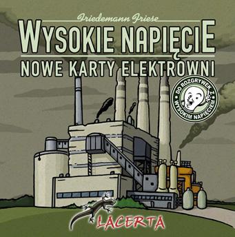 Wysokie Napięcie: Nowe karty elektrowni (Gra Planszowa)