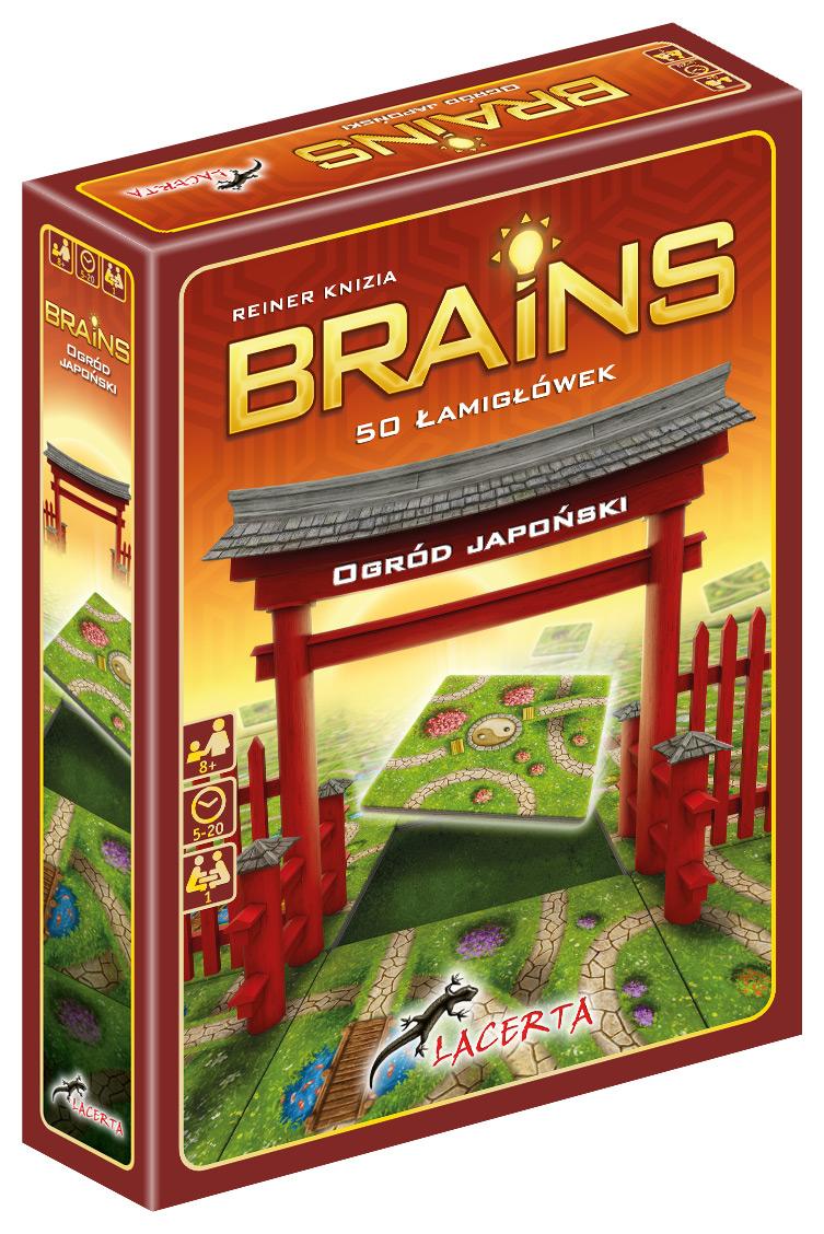 Brains: Ogród japoński (Gra Planszowa)