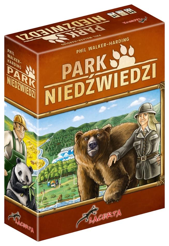Park Niedźwiedzi (Gra Planszowa)