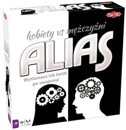 Alias: Kobiety vs Mężczyźni (gra planszowa)