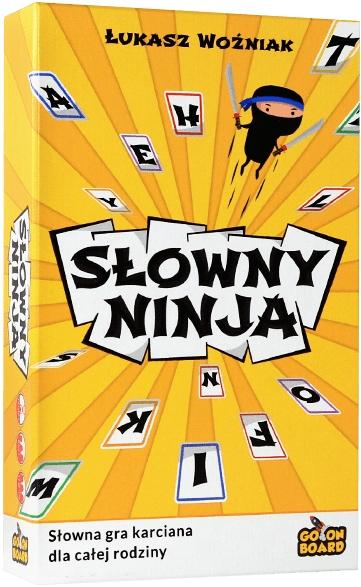 Słowny Ninja (Gra Planszowa)