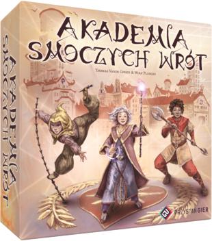 Akademia Smoczych Wrót (Gra Planszowa) + Koszulka
