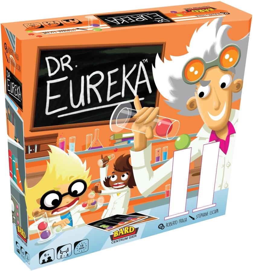 Dr. Eureka (Gra Karciana)