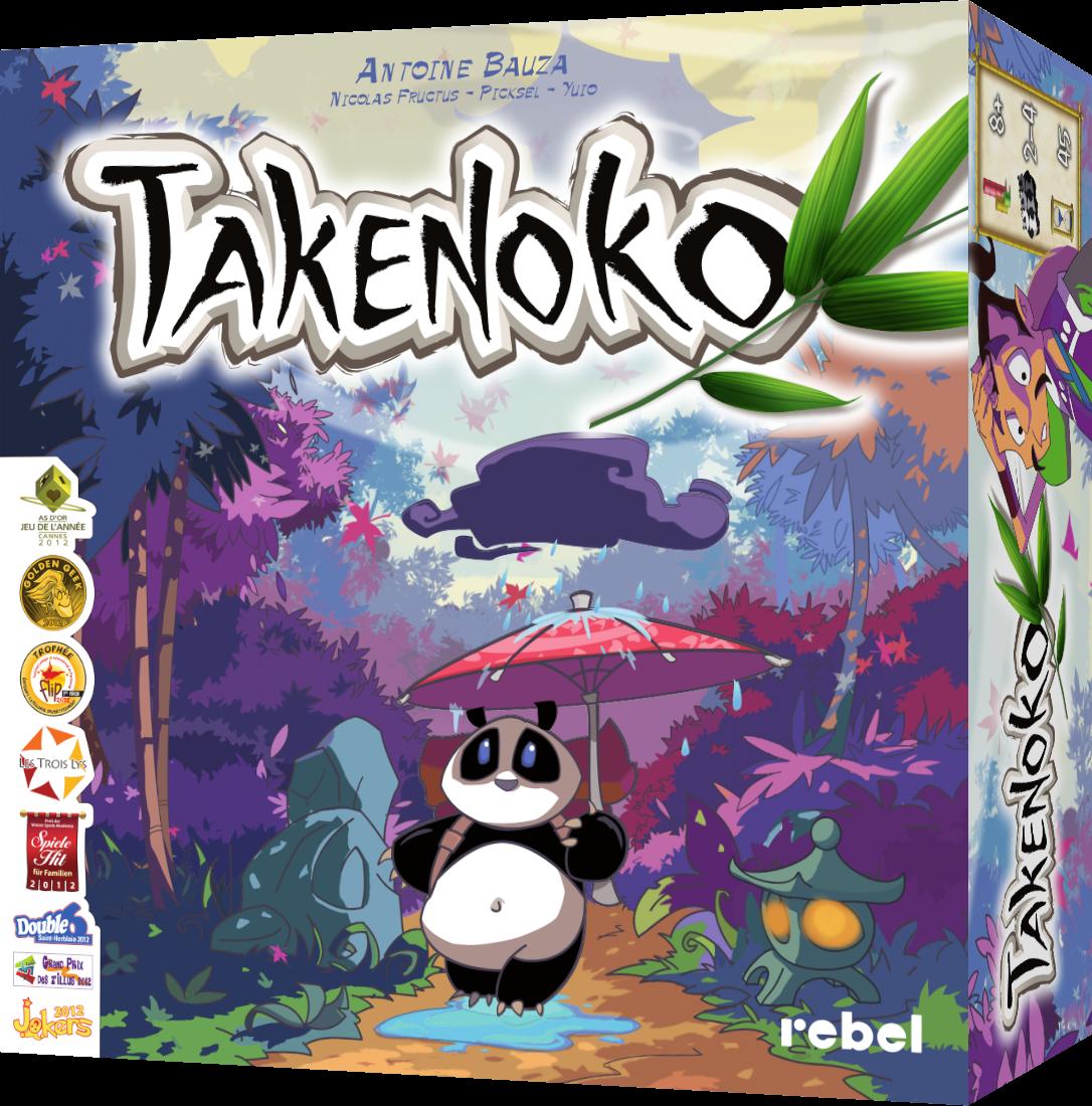 Takenoko (Gra Planszowa)
