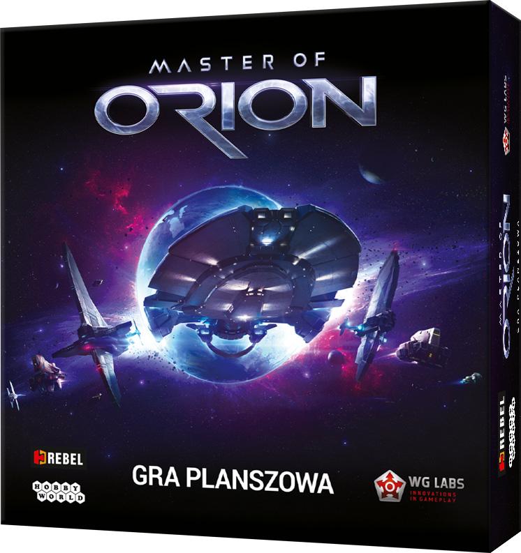 Master of Orion (edycja polska) (Gra Planszowa)