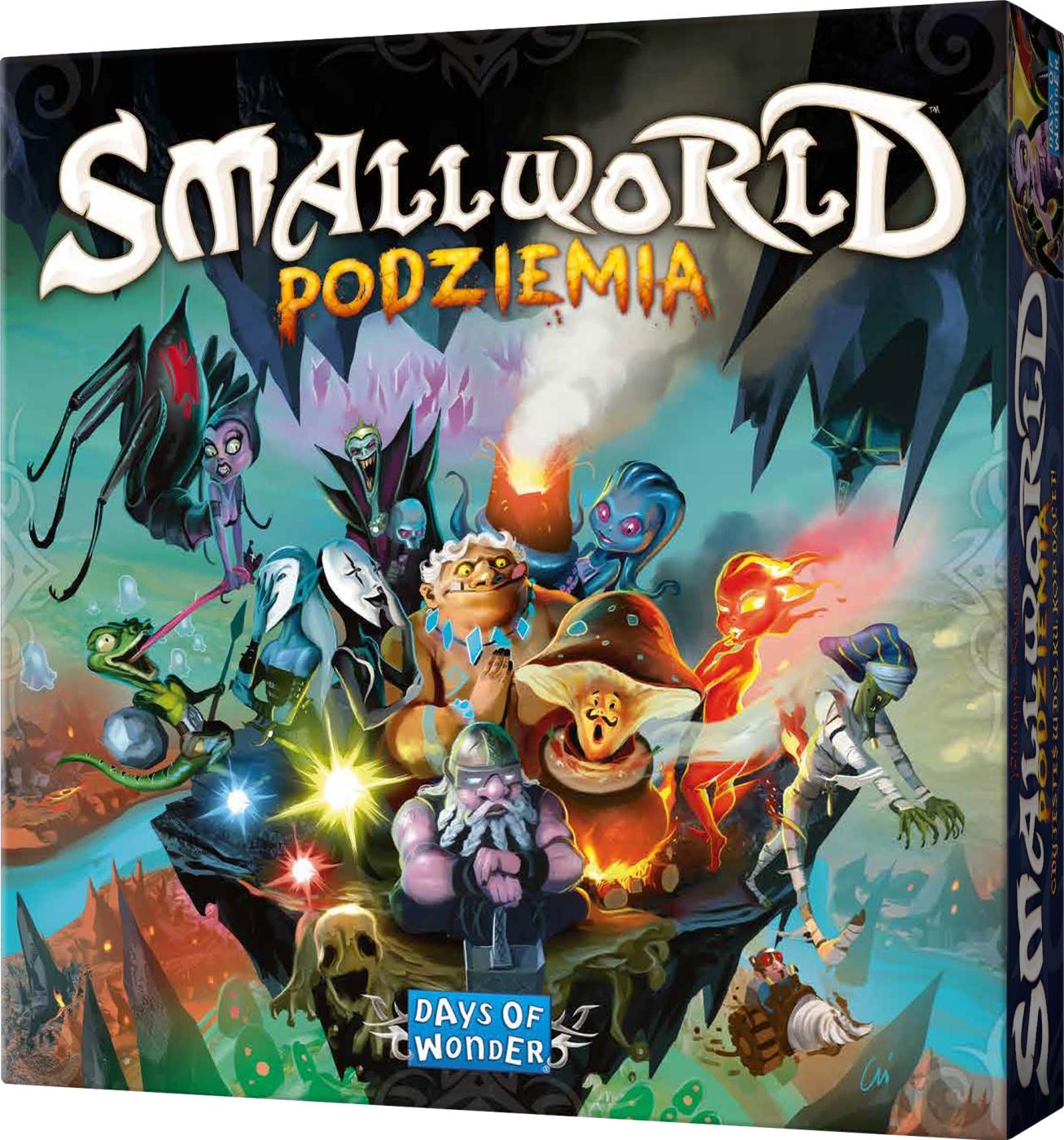 Small World: Podziemia (Gra Planszowa)