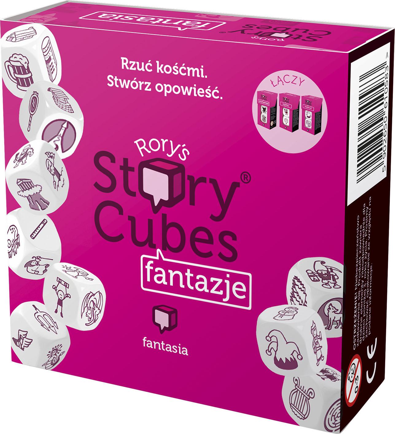 Story Cubes: Fantazje (Gra Karciana)