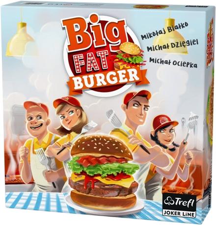 Big Fat Burger (Gra Planszowa)