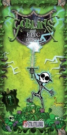 Goblins: Epic Death (edycja polska) (gra planszowa)