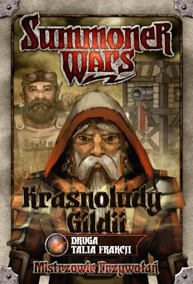 Summoner Wars: Krasnoludy Gildii - Druga Talia