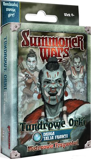 Summoner Wars: Tundrowe Orki - Druga Talia