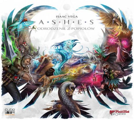 Ashes: Odrodzenie z Popiołów (Gra Planszowa)