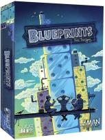 Blueprints (edycja polska) (Gra Planszowa)